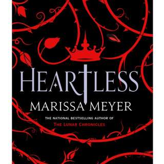 Heartless by Marissa Meyer HARDCOVER BN