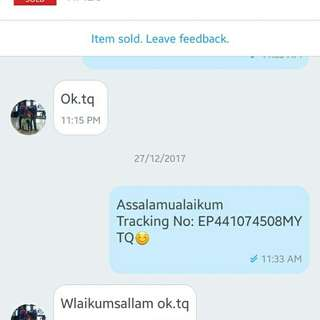 Trusted seller. By Post only