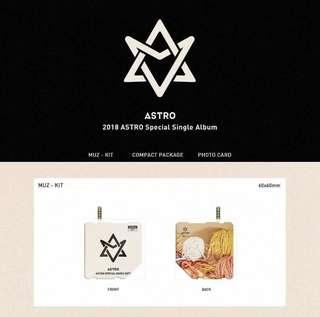 [PREORDER] Astro - Special Album 2018 (Kihno Ver.)
