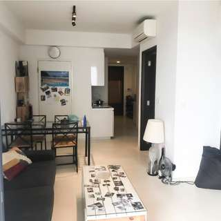 Cosy & spacious flat near Boon Keng MRT - ready to move in!