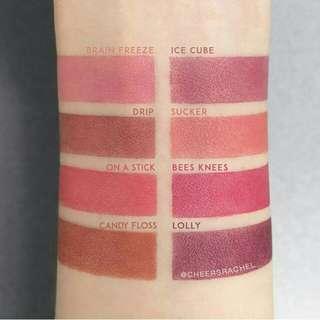 🚚 Colourpop ultra blotted lip candyfloss