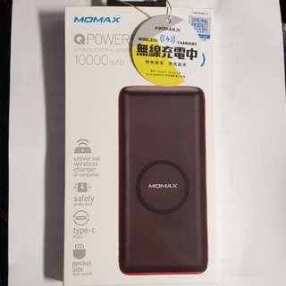 全新未開箱MOMAX無線充電器