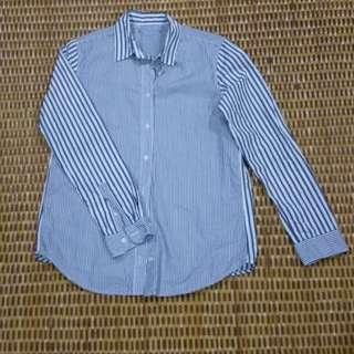 Uniqlo Size M Cotton shirt woman #Fesyen50