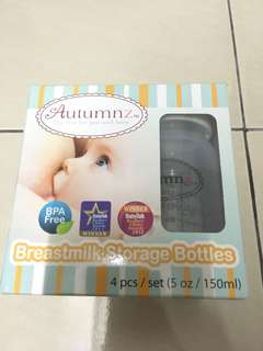 Breast Milk Storage Bottle