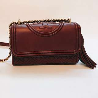 TORYBURCH Fleming micro bag