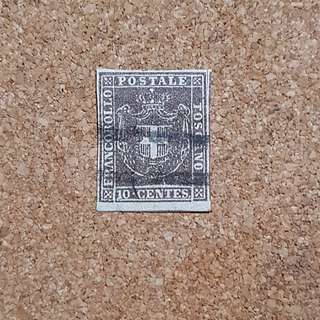 1860/66 ITALY STAMP