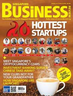 Singapore Business Review - March 2018