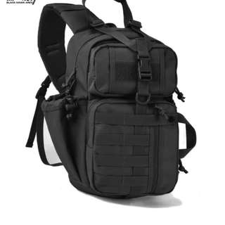 Tactical military  sling backpack