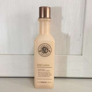The Faceshop Mild Lotion (new)