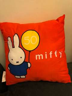 Miffy cushion