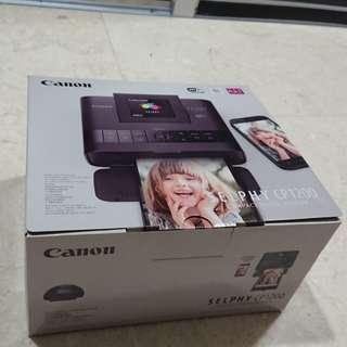 Canon Selphy CP1200 Compact Photo Printer