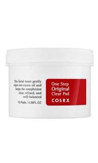 Cosrx pimple clear pad