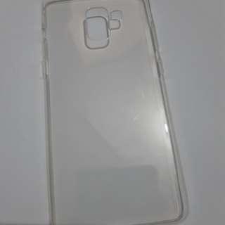 Samsung A8+plus 軟殼 全新