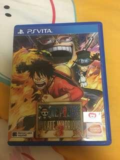 One Piece : Pirate Warriors 3(PSVita)