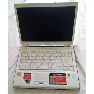 Toshiba Portege M600 aka Dynabook White CX/45E LAPTOP or SPARE PARTS for sale