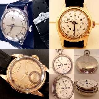 復活節大減價!所有古董手錶懷錶照價八折或九折,銖寶玉石低至七折。現貨即將下架,欲購從速,新貨即將上網。