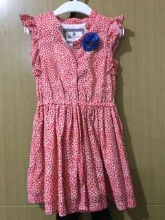 Preloved Peppermint Dress