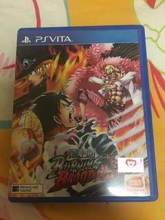 One Piece Burning Blood(PSVita)