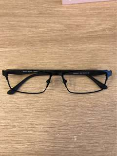 Braun buffel spectacles frame for sales