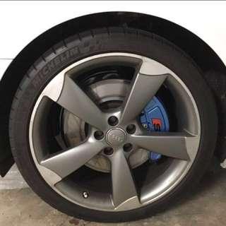 Audi Rotor Rims - 20' Original