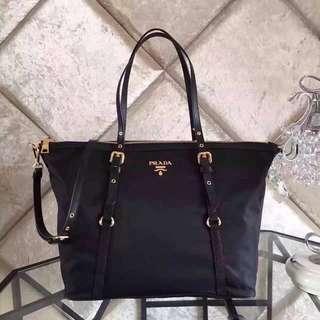 Prada Black Shoulder/Sling Bag