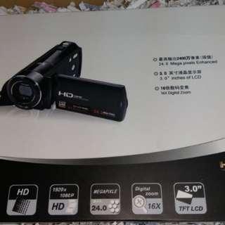 高清全新數碼攝像機DV攝影機