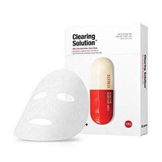 Dr.Jart+ Clearing Solution Mask Sheet