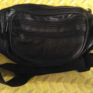 Tomken Leathers Waist Pack 全新皮腰包