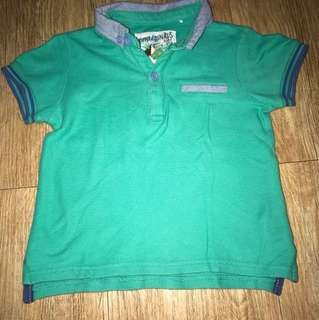 Gingersnaps Baby Boy Polo Shirt