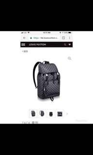 Louis Vuitton背囊