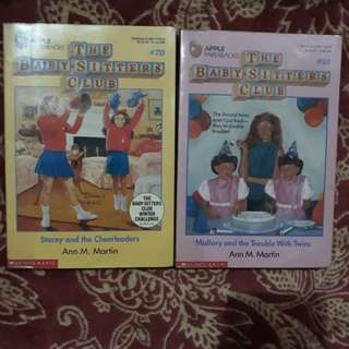 Baby Sitters Club# 70, 21
