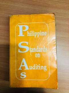 Philippine Standards on Auditing (2007)