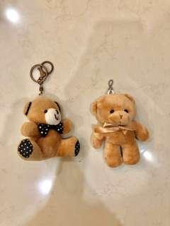 Teddy Bear Keychain #bajet20