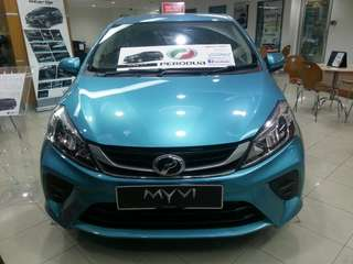 Myvi 2018 Full Loan 2018 FREE GIFTS