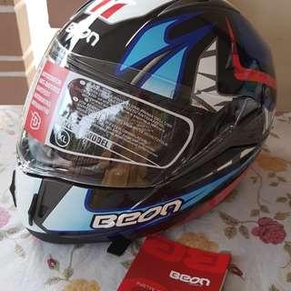 Beon Fullface Flip-up Helmet