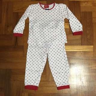 Pyjamas Top & Bottom set