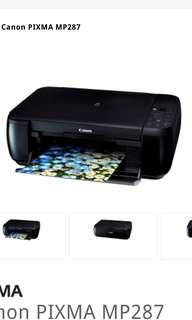 Canon printer - MP287