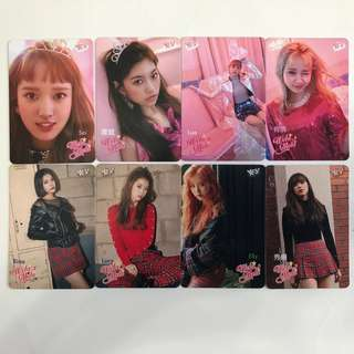 WekiMeki Yes!Card 第32期 白卡