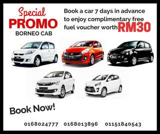 Car Rental - The Best Deal In Kota Kinabalu