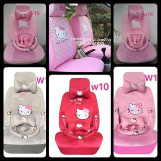 Sale 18 In 1 Hello Kitty Car Seat Cover
