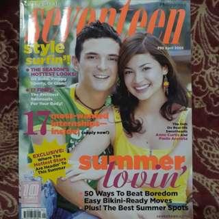 Seventeen Magazine (April 2005)