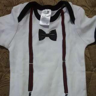 Paket 4 pakaian bayi