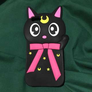 IPHONE 5/5S CASE SAILOR MOON LUNA