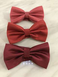 Smart bow tie for man - goody bag with appshop1
