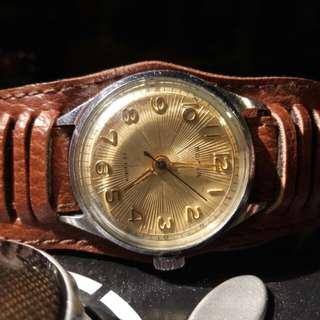 Vintage手上鍊錶