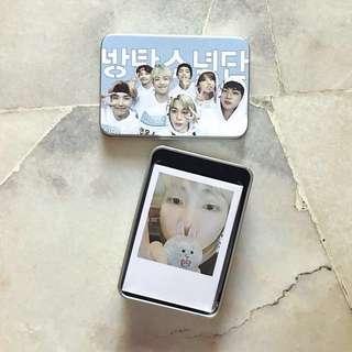 [READY STOCK] BTS Selca Collection Lomo Card Set 40 pcs