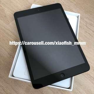 Great Buy! iPad Mini 16GB Black WiFi