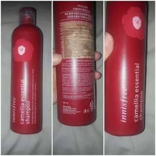 Shampoo innisfree camellia essential 300ml