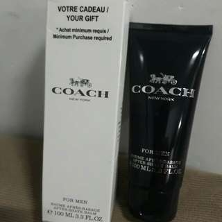 Coach After Shave Balm