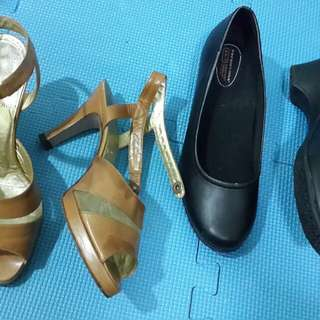 2 Shoes for only 90pesos!